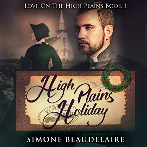 High Plains Holiday Audiobook By Simone Beaudelaire cover art