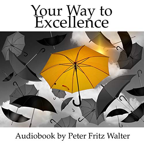 Your Way to Excellence: A Heretic's Guide audiobook cover art