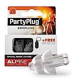 Alpine PartyPlug Tappi per Orecchie in Materiale Ipoallergenico Confortevole,...