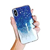 CXvwons Hülle iPhone XS MAX, iPhone XS MAX Case Ultra dünn Weich TPU Silikon Mode Chic 3D Muster...