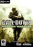 Activision Call of Duty 4 - Juego (PC, FPS (Disparos en primera persona), M (Maduro))