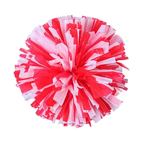 Black Temptation Cheerleading Hand Flowers Gymnastique Flower Ball Children's School Dance Square Dance Props #15