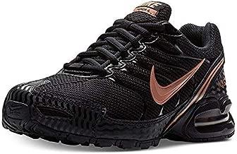 Nike Women's Air Max Torch 4 Running Shoes, Black/Metallic Rose Gold