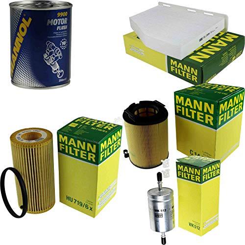 Original MANN-Filter Inspektionspaket Set SCT Motor Flush Motorspülung 11578079
