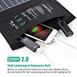 RAVPower 16W Solarladegerät Outdoor Charger - 5