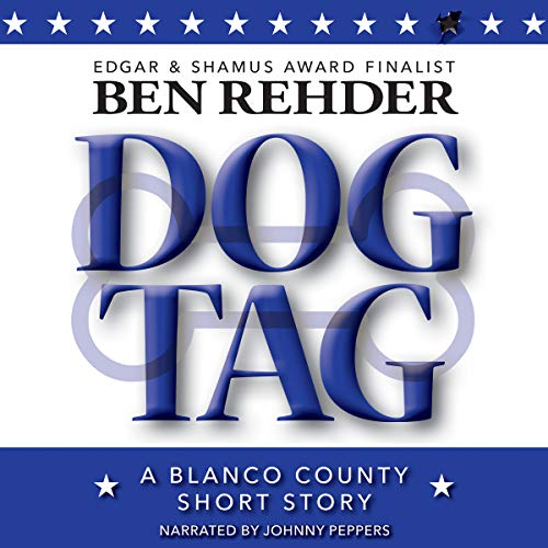 Dog Tag audiobook cover art