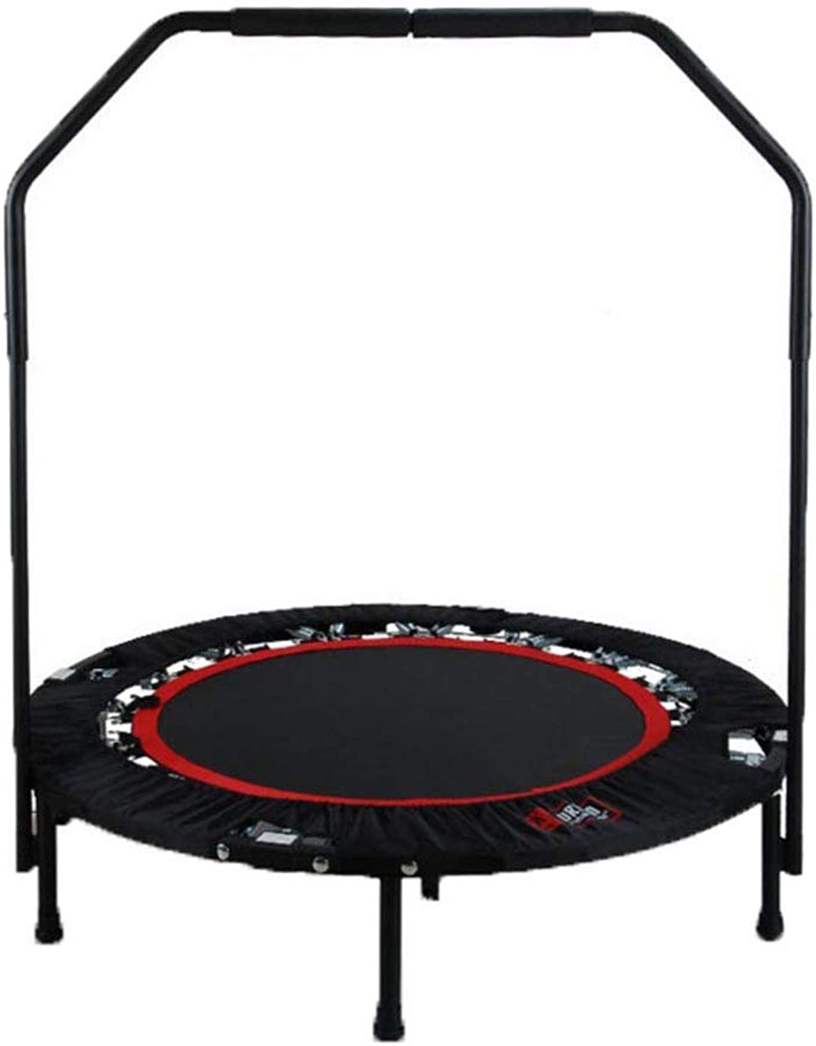 Kimanli Household Folding Trampoline Gym Commercial Bounce Bed Adult Round Fitness Bed