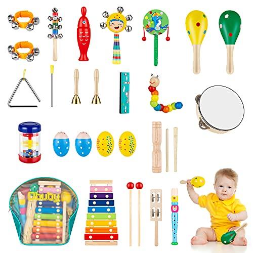 OBUBY Toddler Musical Instrument...