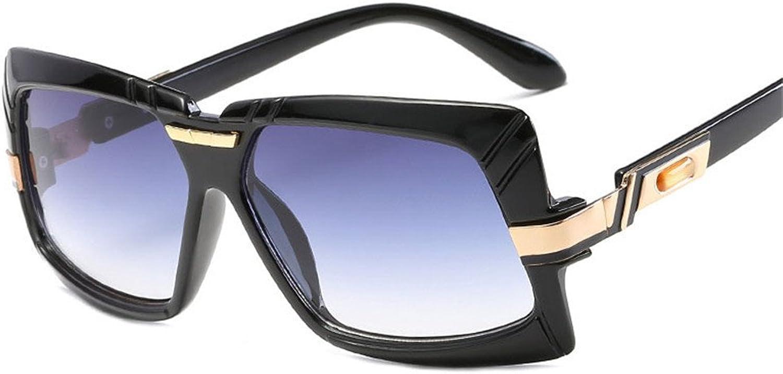 Chahua Europäische und amerikanische Männer und Frauen Mode Sonnenbrille Big Big Big Box twin Sonnenbrillen Mode personalisierte frame Sonnenbrille, B07CLYRPMV  Große Klassifizierung e54864