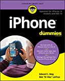 iPhone For Dummies: Updated for iPhone 12 models and iOS 14