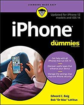 iPhone For Dummies  Updated for iPhone 12 models and iOS 14