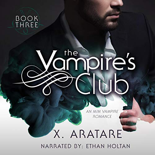 The Vampire's Club, Book 3 Titelbild