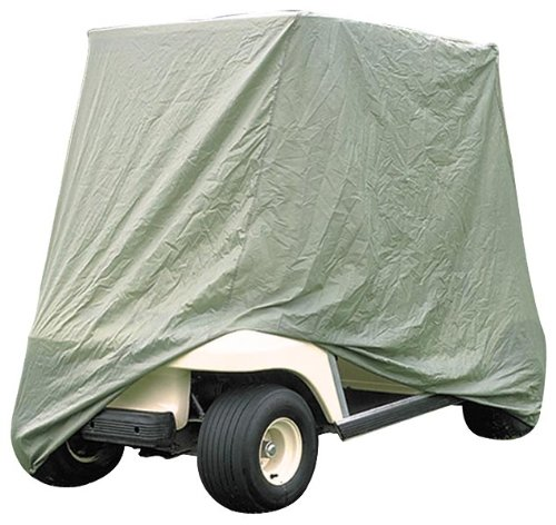 Classic Accessories Golf Car Storage Cover (Fits most two-person golf cars)