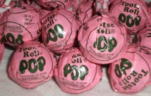 Tootsie Pops Watermelon 60 pops