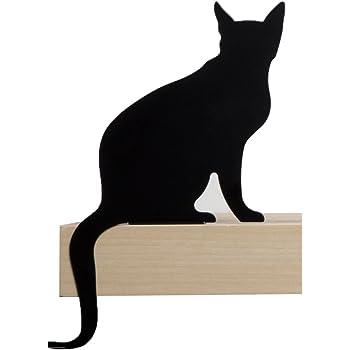 Tope De Puerta-una casa no es un hogar sin un Gato Amante Idea de Regalo