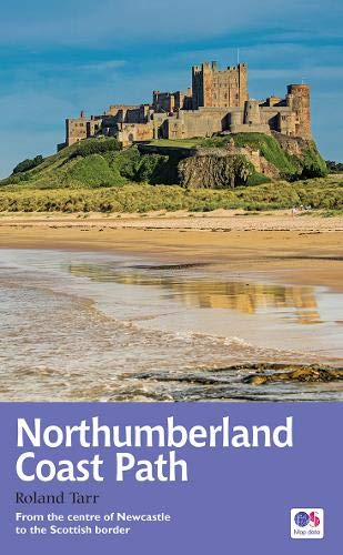 Northumberland Coast Path: Recreational Path Guide (Trail Guides)