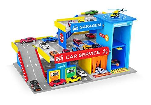 Car Service Postinho e Garagem Junges Azul