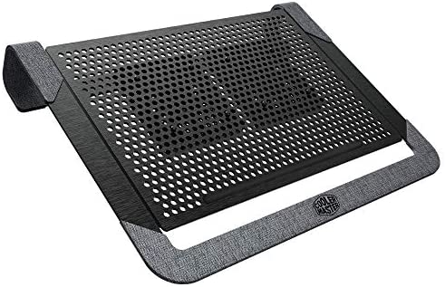 Cooler Master NotePal X3 - Laptop Cooling Pad with 200mm Blue LED Fan