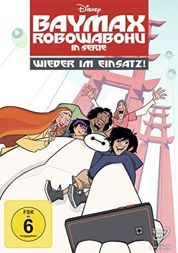 Baymax: Robowabohu in Serie - Wieder im Einsatz!