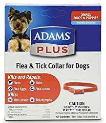 Pumek Dog's Tick & Flea Collar