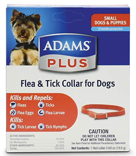 Adams Plus Flea & Tick Collar