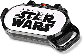 Star Wars LSW-300CN Pancake Maker, White, One Size