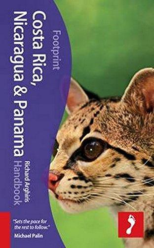 Costa Rica, Nicaragua, Panama Handbook (Footprint Handbooks)