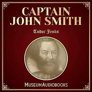 Captain John Smith audiobook cover art