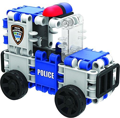 Clics RC051 - Hero Squad Polizei Box 3-in-1