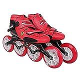 FERRARI Speed Skate, Red