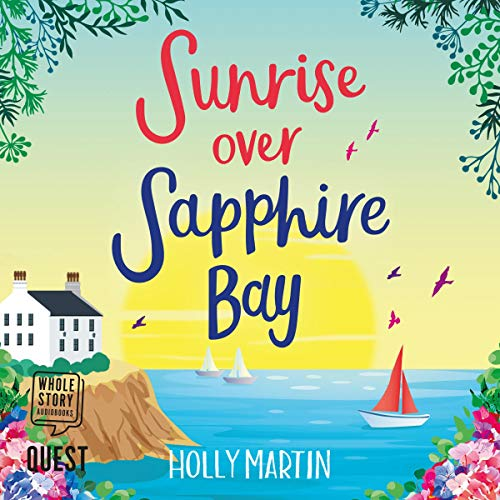 Sunrise Over Sapphire Bay cover art