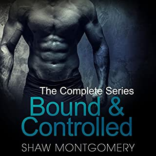Bound & Controlled: The Complete Series audiobook cover art