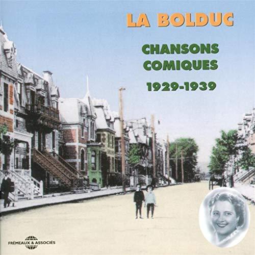 Chansons Comiques 1929-1939