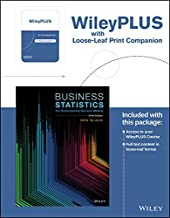 Business Statistics: For Contemporary Decision Making, 9th Edition WileyPLUS Registration Card + Loose-leaf Print Companion