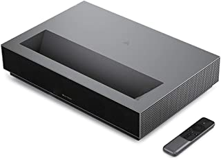 Fengmi 4K Cinema Laser Projector 150 Inch ALPD Light Source 4K 3D 2GB + 64GB BT 4.0 MIUI TV Projector (English Modification)