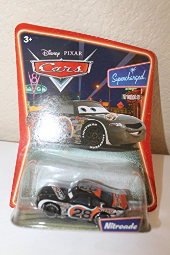 Nitroade World of Cars Edition Disney Cars 1:55 Scale Mattel