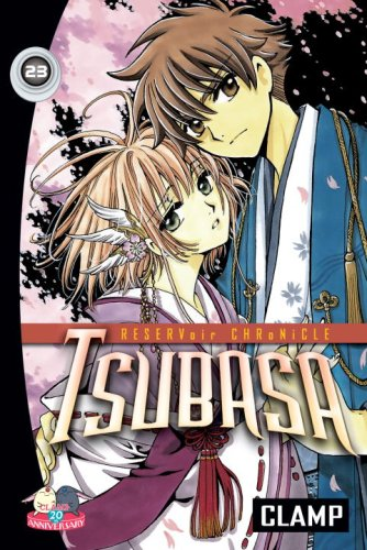 [画像:Tsubasa 23: RESERVoir CHRoNiCLE (Tsubasa Reservoir Chronicle)]