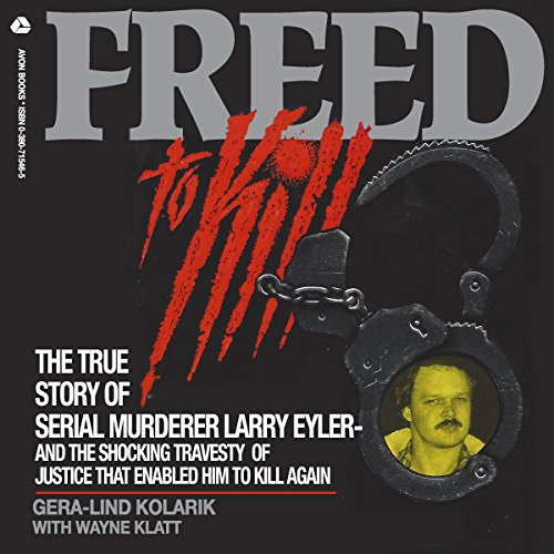 Freed to Kill audiobook cover art