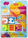 味覚糖 つむグミ 袋 102g ×10袋