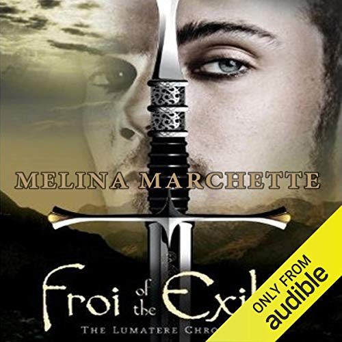 Froi of the Exiles audiobook cover art