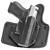 Alien Gear holsters S&W M&P40c Compact 3.5 inch Barrel Cloak Belt Holster Fits 1.5' Belt (Right Hand)