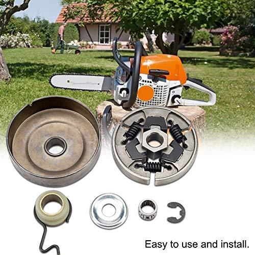 TOPINCN Sprocket Clutch Kit Fit Stihl 017 018 021 023 025 MS170 MS180 MS210 MS230 MS250 MS251 Sprocket Rim Needle Bearing Washer Kit