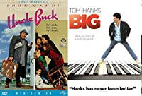 Big: Director's Cut + Uncle Buck DVD Fun Comedy 80's movie Set Double Feature