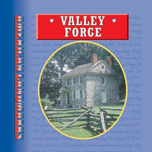 American Landmarks audiobook cover art