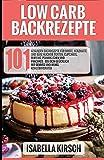 Low Carb Backrezepte 101 gesunden Backrezepte für Brote