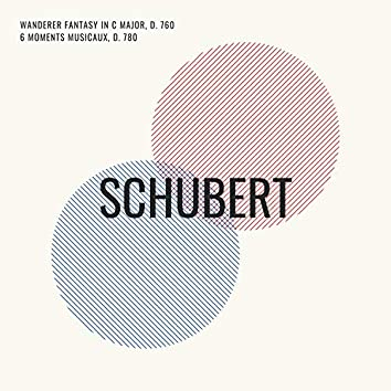Schubert: Wanderer Fantasy in C Major, D. 760 & 6 Moments Musicaux, D. 780