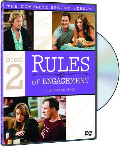 Rules of engagement sex tape