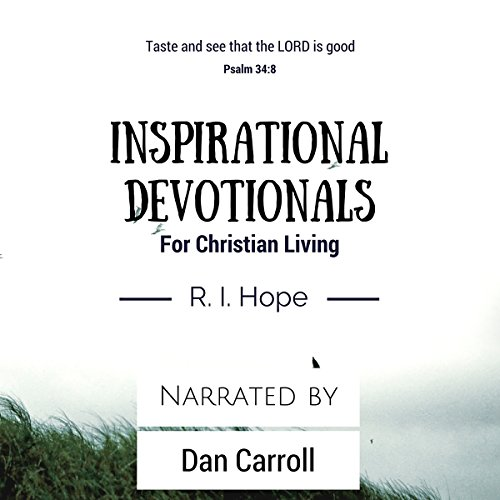 Inspirational Devotionals for Christian Living audiobook cover art