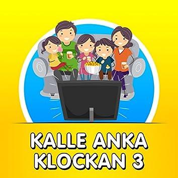 Kalle Anka klockan 3