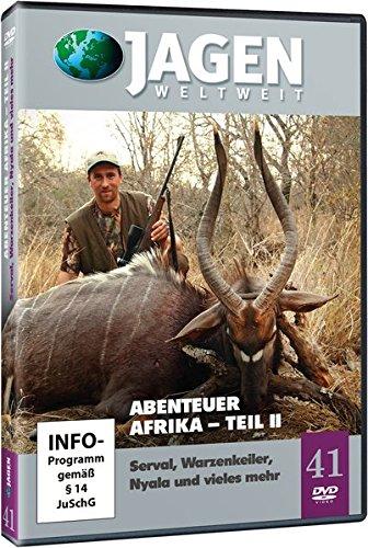Abenteuer Afrika, 1 DVD-Video